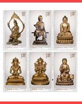 金铜佛造像